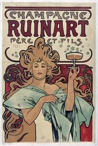 Champagne_Ruinart-Mucha