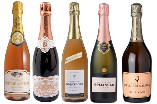 Rosé Sparkling and Champagne Class andTasting